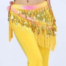 US Belly Hot Dance Hip Scarf Belt Tribal Costume Quick Shipping Hip Belt Skirt