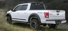 For: FORD F-150; 983479 Truck Cab Spoiler MATTE BLACK Easy 3M Tape-On 2015-2017