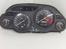 Kawasaki ZZR 600 ZZ R600 ZZR600 E1 1993 Clocks Speedo 19601 Miles
