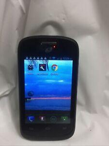 Page Plus ZTE Valet Z665C Prepaid CDMA smartphone touchscreen