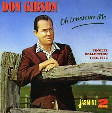 Don Gibson - Oh Lonesome Me: Singles Collection 1956 - 1962 [New CD] UK - Import