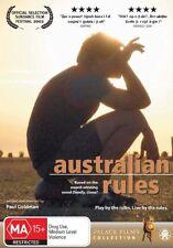 Australian Rules NEW R4 DVD