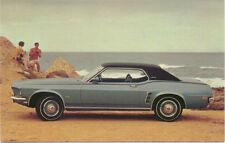 Ford Mustang Grande for 1969 original Postcard