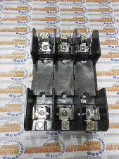 FERRAZ, 60603, 600V 60A H&K 3P FUSE BLOCK