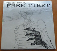 GHOST 2 x LP..TUNE IN,TURN ON,FREE TIBET..DRAG CITY ORIG..ACID MOTHERS.PSYCH.EX