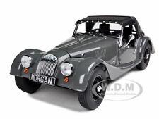 MORGAN 4/4 SPORTS GREY 1/18 DIECAST MODEL CAR BY KYOSHO 08115