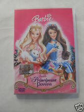 BARBIE LA PRINCIPESSA E LA POVERA DVD VIDEO TV SORRISI E CANZONI