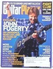 GUITAR PLAYER MAGAZINE JOHN FOGERTY BILLY DUFFY ARCH ENEMY JOHN JORGENSON RARE