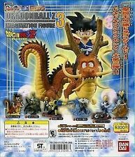 Bandai Dragon ball Z Imagination Gashapon Figure Part 3 Full Set of 6