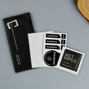 10x Wet Wipes Dust Paper Cleaning Cloth set For Phone Camera Lens LCD Screen LD