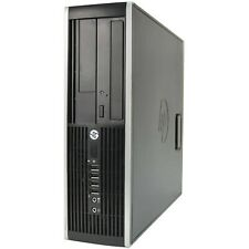 Hp Elite 8100 i5-650 3.2ghz 4Gb Dvdrw No Hd Small Form Factor Sff Computer