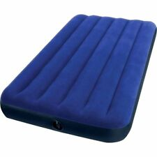 """Intex Twin 8.75"""" Classic Downy Inflatable Airbed Mattress Free Shipping"""