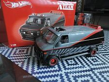 GMC THE A TEAM VAN 1/18 emballage d'origine HOTWHEELS Agence Tous Risques