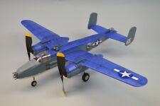 PBJ1J(B25J) USMC #333 Dumas Balsa Wood Model Airplane Kit Rubber Powered