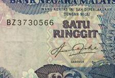BZ 3730565 Last Prefix $1 blindman banknote  high grade !