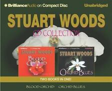 Stuart Woods CD Collection 1: Orchid Blues and Blood Orchid Holly Barker Series