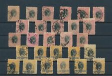 LM42256 Brazil classic stamps fine lot used