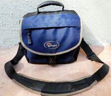 Lowepro Camera Camcorder case bag Medium system Nova 3 BLUE