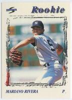 1996 Score #225 - Mariano Rivera Rookie RC New York Yankees HOF - Mint - Card 3