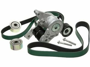 For Western Star 5700XE Serpentine Belt Drive Component Kit Gates 74559RT