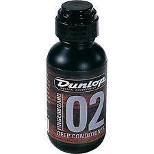 Dunlop Electric Acoustic Bass Guitar Fretboard Fingerboard 02 Deep Conditioner