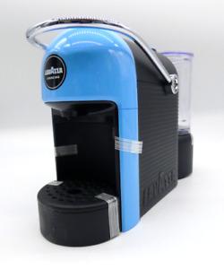 ✅ Lavazza A Modo Mio Jolie Kapsel Kaffeemaschine 0.6 Liter 1200 Watt Hellblau ✅