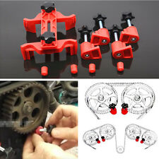 5 Pcs Auto Car Dual Cam Clamp Camshaft Engine Timing Sprocket Gear Locking Tool