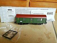 Piko HO: 54483 DBP, 2achs. Bahnpostwagen, Ep. III, NEU in OVP!