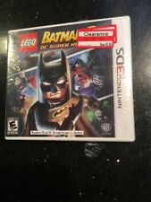 Lego Batman 2: DC Super Heroes for Nintendo 3DS Brand New! Factory Sealed Rips