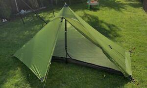 Flames Creed 2020 Lanshan 1 Pro tent + carbon pole