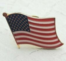 USA Flag Lapel Pin (HIGHEST QUALITY) Patriotic 2020 Elections American Flag
