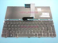 New For Dell Inspiron 15R 5520 SE 7520 15 3520 Latin Spanish keyboard Black