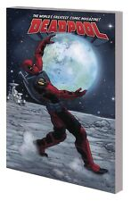 Deadpool Worlds Greatest V9 Deadpool in Space TP - Wade Wilson Mutant X-Men