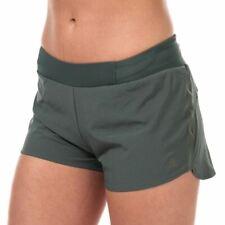 Women's adidas Supernova Saturday 3 Inch Slim Fit Shorts in Green