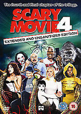 Scary Movie 4 DVD New & Sealed