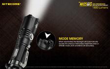 NiteCore MH25GTS XHP35HD LED 3500mAh USB Rechargeable Flashlight Torch + Battery