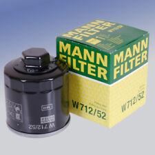 Mann W 712/52 Ölfilter Anschraubfilter Patrone für AUDI SEAT SKODA VW