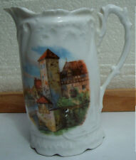 POT A LAIT ANCIEN PORCELAINE