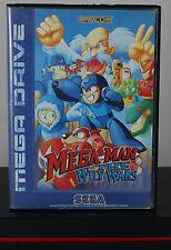RAR Mega Man The Wily Wars von Capcom in OVP, keine Anleitung