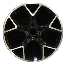 "17"" Ford Focus 2012 2013 2014 Factory OEM Rim Wheel 3884 Black Machined"