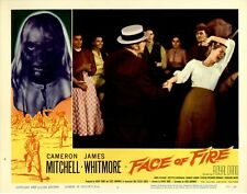 Face of Fire, Original Movie Lobby Card, 14x11, Allied Artists, 1959