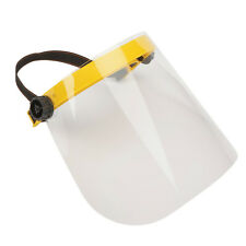 WESTERN SAFETY 62995 Face Shield with Flip-Up Visor