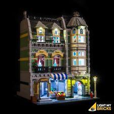 LIGHT MY BRICKS - LED Light Kit for LEGO Green Grocer set 10185 Lego LED Kit