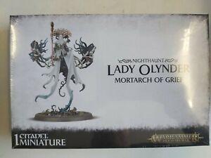 Age of Sigmar: Nighthaunt Lady Olynder, Mortarch of Grief