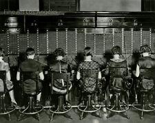Photo of Switchboard Operators, Women's Bureau, 1927,  National Archives