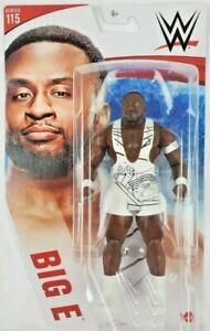 WWE Big E Series 115 Basic Action Figure Mattel