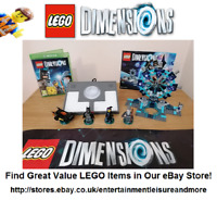 LEGO Dimensions: Starter Pack (Xbox One) - In Excellent Condition !! -