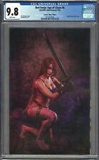 Red Sonja: Age of Chaos #6 CGC 9.8 Lau 1:30 COSPLAY VIRGIN Variant KLAUDIA BLOOM