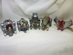 G1 Transformer Dinobots Set