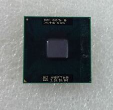 Acer Aspire 7738 G M2261 CPU Processor Intel Core 2 Duo T6600 2.20 GHz 2M SLGF5